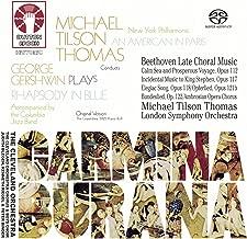 Michael Tilson Thomas - Carmina Burana [SACD Hybrid Multi-channel]