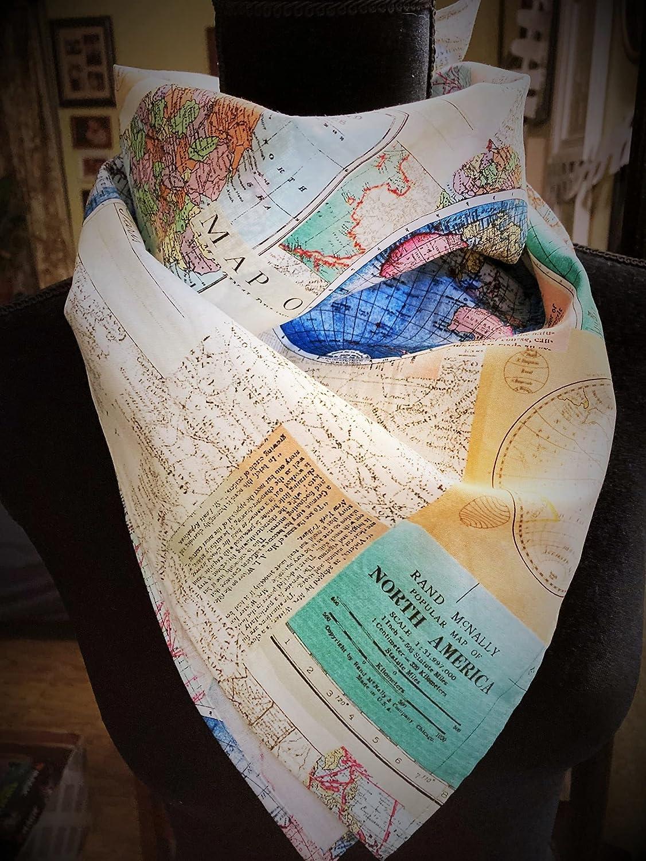 Wyatt World Map - 24