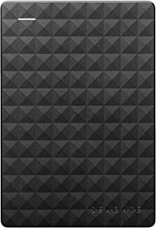 Seagate Expansion Portable 4TB External Hard Drive Desktop HDD – USB 3.0 for PC Laptop (STEA4000400)
