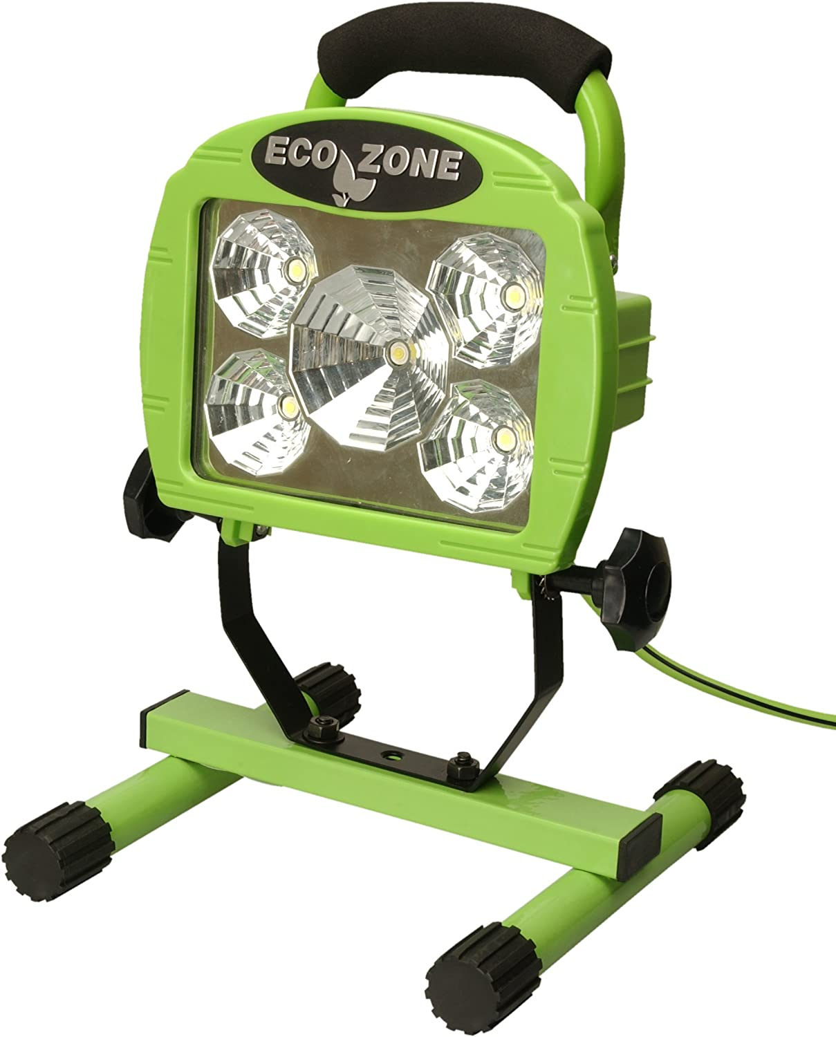 Designers Edge L1312 5x1W 70% OFF Outlet LED Worklight Green Free shipping on posting reviews 120-Volt