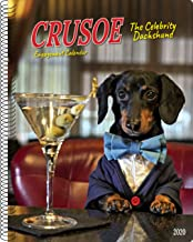 Crusoe the Celebrity Dachshund 2020 Engagement Calendar (Dog Breed Calendar)
