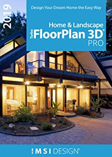 TurboFloorPlan Home & Landscape Pro 2019 [PC Download]