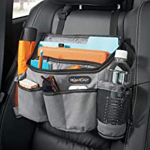 High Road Front Seat Organizer with SwingAway Handles (Gray)