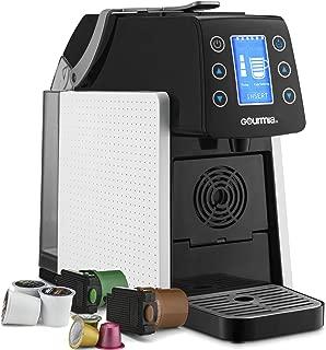 Best gourmia espresso machine & single serve pod coffee maker Reviews