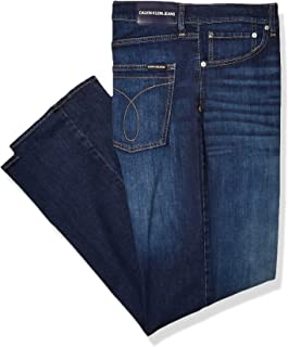 Men's Relaxed Straight Jeans