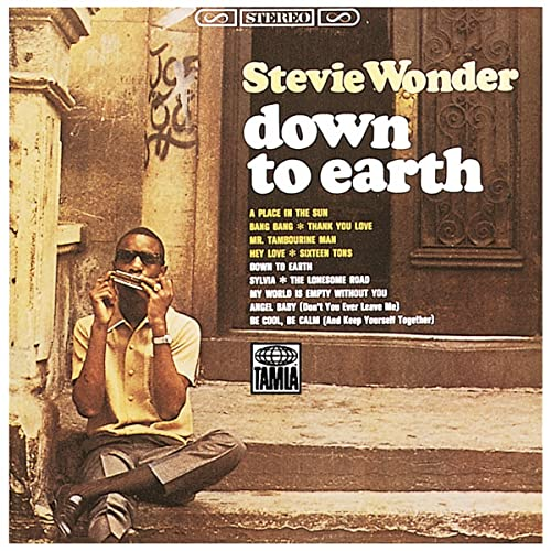 Amazon.com: Down To Earth: Stevie Wonder: MP3 Downloads