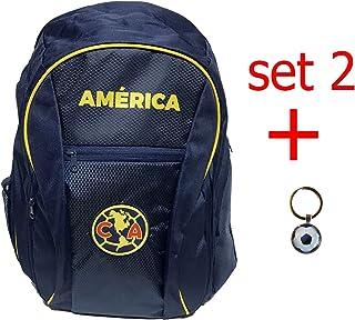 Club America backpack school mochila bookbag cinch shoe bag official