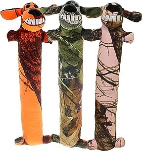 Multipet Mossy Oak LoofaPlush Dog Toy, 12-Inch