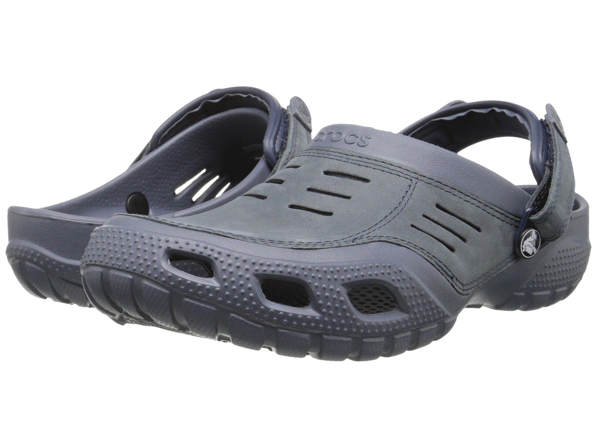 Calzado Sin Talon para Hombre Crocs Yukon Sport  + Crocs en VeoyCompro.net