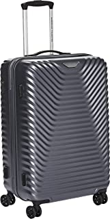 American Tourister SkyCove Hardside Spinner Luggage 68cm with tsa lock - Grey