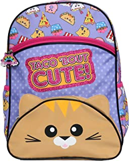 Meowgical Taco'bout Backpack for Girls