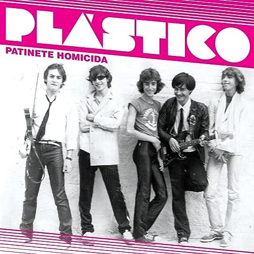 Patinete Homicida by Plástico on Amazon Music - Amazon.com