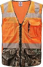 camo safety vest