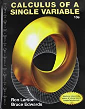 Bundle: Calculus of a Single Variable, 10th + WebAssign Printed Access Card for Larson/Edwards' Calculus, 10th Edition, Multi-Term