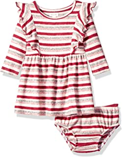 Gymboree Baby Girls Long Sleeve Casual Knit Dress