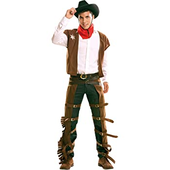 My Other Me Me-202620 Disfraz de vaquero para hombre, S (Viving ...