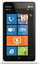 Nokia Lumia 900 16GB Unlocked GSM 4G LTE Windows 7.5 Smartphone w/ 8MP Camera - White