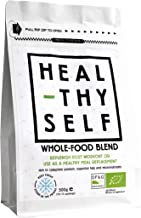 HEALTHYSELF Organic WHOLEFOOD Blend 500g Dairy Free Vegan Complete Plant Based Protein Essential Healthy FATS HIGH Fibre Meal Replacement Shake Super Food Estimated Price : £ 23,95