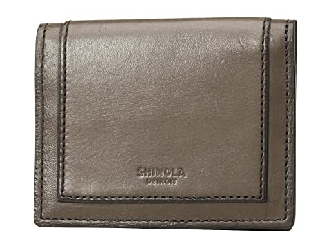 Shinola Detroit Layered Card Wallet Outlaw