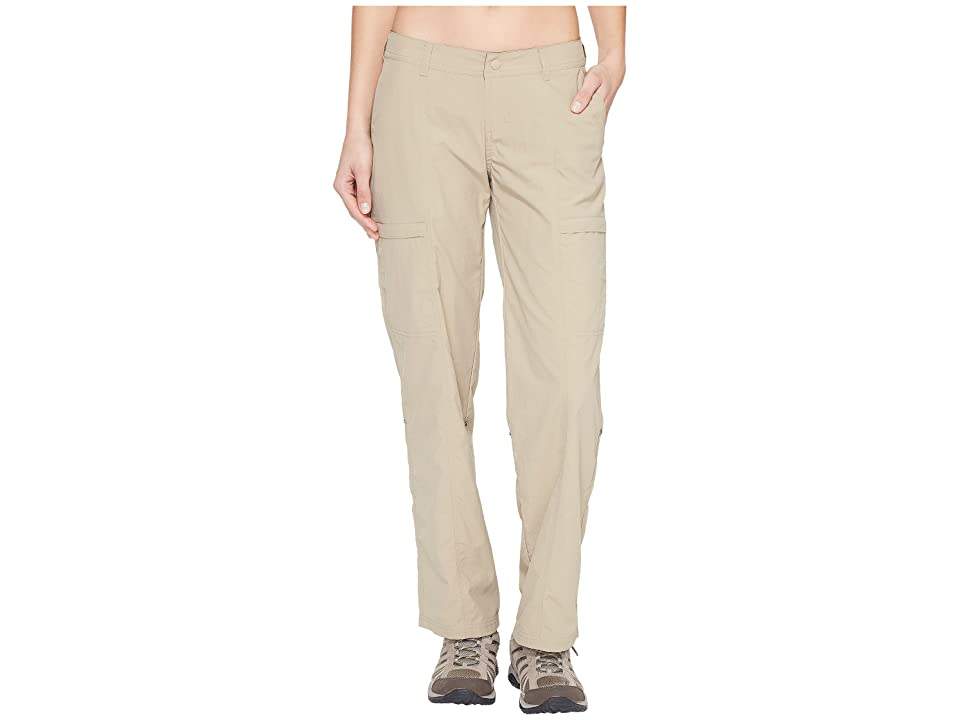 ExOfficio Sol Cool Nomad Pants (Tawny) Women