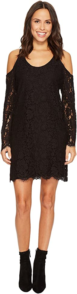 Stetson - 1434 Lace Cold Shoulder Dress