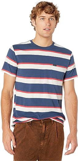 48587e671a Men's Striped T Shirts + FREE SHIPPING | Clothing | Zappos.com