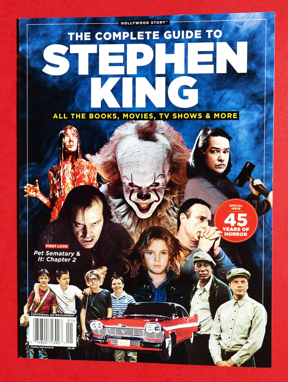 Hollywood Story The Complete Guide to STEPHEN KING