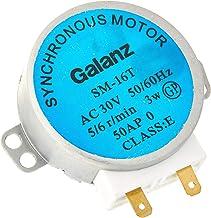 LNIEGE SM-16T AC 30 V 3.5/4W 5/6 RPM Motor síncrono de placa giratoria para horno microondas