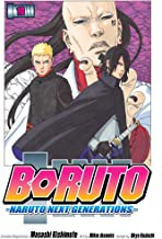 Boruto: Naruto Next Generations, Vol. 10