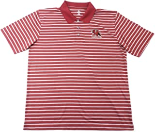 Mens Short Sleeve WTAMU West Texas A&M University Polo Shirts