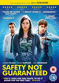 Safety Not Guaranteed (DVD) by Aubrey Plaza
