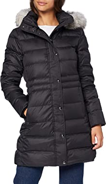 Tommy Hilfiger Th Ess Tyra Down Coat with Jacket Femme