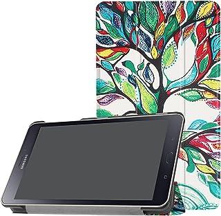 جراب Samsung Galaxy Tab A 8.0 2017 T380/T385 - جراب رفيع للغاية خفيف الوزن بمسند لهاتف Samsung Galaxy Tab A 8.0 2017 T380/...