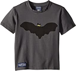 Toobydoo - The Bat Short Sleeve Tee (Infant/Toddler/Little Kids/Big Kids)