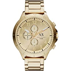 Emporio Armani Reloj Analógico para Hombre