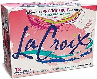 LaCroix Sparkling Water, Passionfruit, 12 x 355 ml