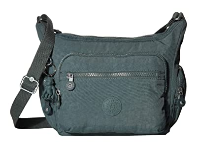 Kipling Gabbie Small Crossbody Bag (Light Aloe) Handbags