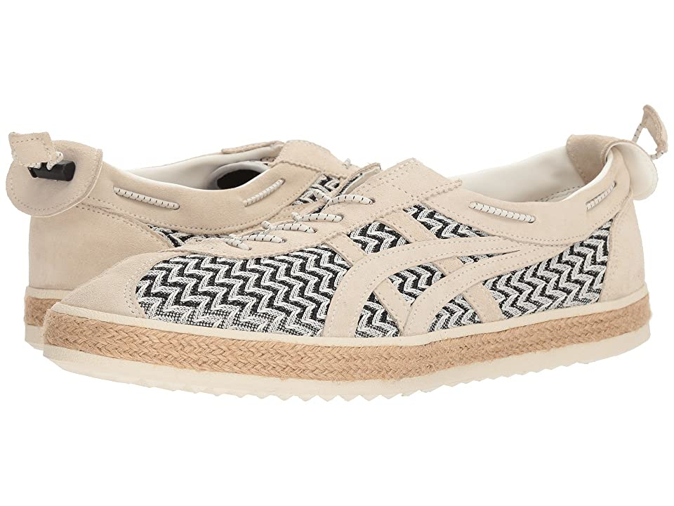 Onitsuka Tiger by Asics Delegation Light (Cream/Cream) Athletic Shoes