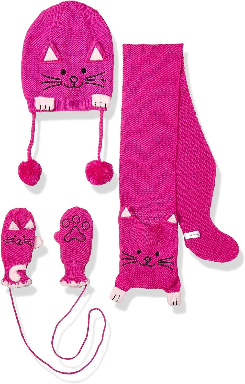 Kidorable Girls' Knitset:cat Soldering Max 87% OFF S
