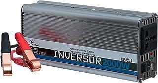 Inversor Transformador Conversor 2000w 24v 110v
