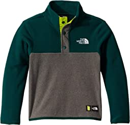 TNF Medium Grey Heather/Botanical Garden Green