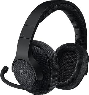 Logitech G - G433 - Diadema 7.1 para Gaming - Negro