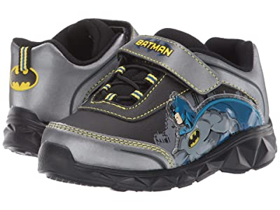 Favorite Characters Batmantm Lighted Athletic CL AVF365 (Toddler/Little Kid) (Black) Boy
