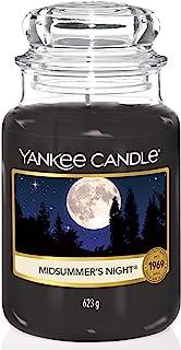 Yankee Candle bougie jarre parfumée | grande taille | Nuite d'été | jusqu'à 150 heures de combustion
