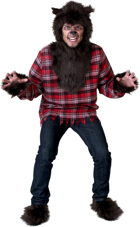 Plus Dimensione Werewolf Fancy dress costume 4X