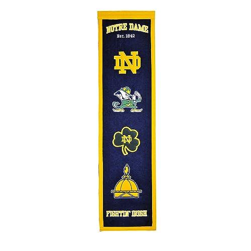 fdbf938c605 Winning Streak NCAA Wool Heritage Banner