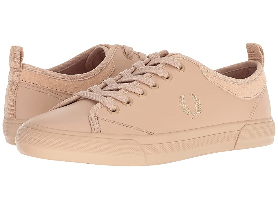 Fred Perry Horton Leather/Suede (Natural Tan) Men