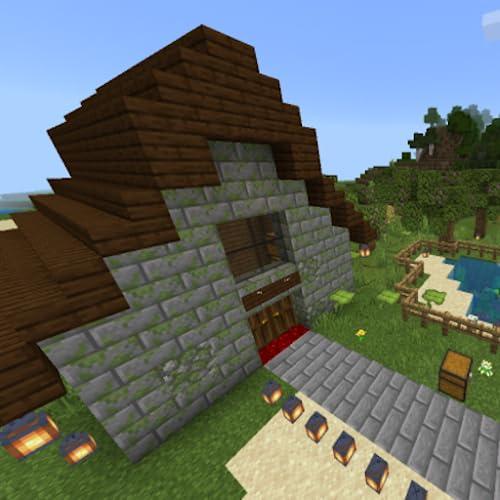 『FarmHouse For Minecraft PE』の1枚目の画像