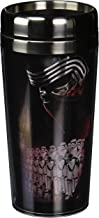 Silver Buffalo SE0387ST Disney Star Wars Ep7 Villain Group Poster Stainless Steel Travel Mug, 16 oz, Multicolor