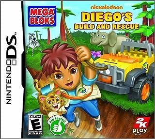 Mega Bloks Diegos Build and Rescue